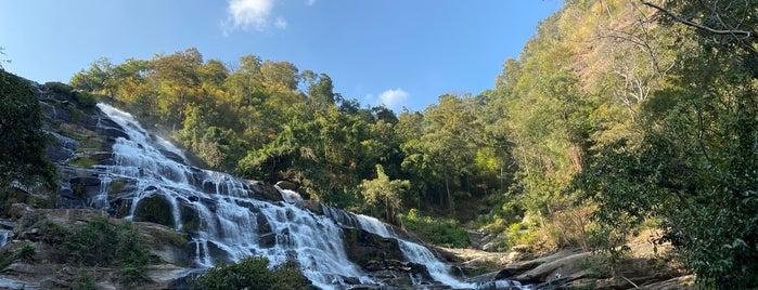 Mae Ya Waterfall is one of Trips / Thailand.