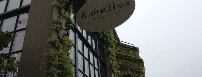 KaffeeHaus Lindenallee is one of Coffee - Café - Kaffee.