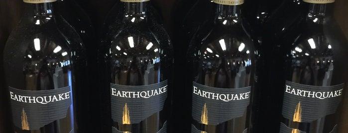 Earthquake Zin Winery is one of Wineries / Vineyards.