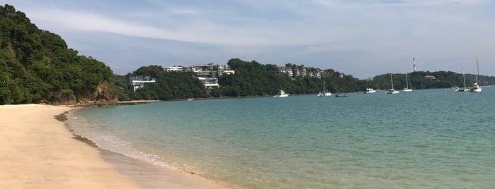 Ao Yon Beach is one of Lugares favoritos de Natalie.