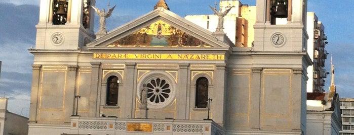 Basílica Santuário de Nossa Senhora de Nazaré is one of Belém - Turistão Bonzão.