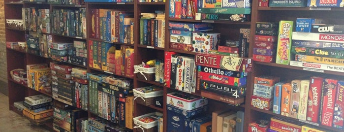Board Game Island is one of Board Game Cafes.