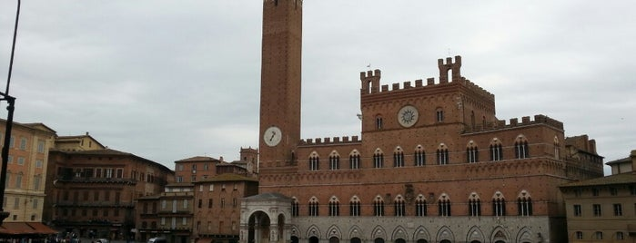 Piazza del Campo is one of Italien.