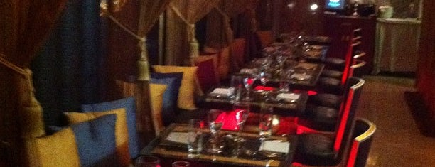 Mamounia Lounge is one of Restaurants in London.