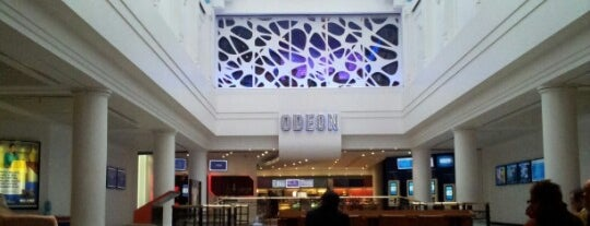 Odeon is one of Locais curtidos por Gabriel.