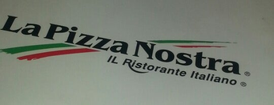 La Pizza Nostra is one of Gespeicherte Orte von Christopher.