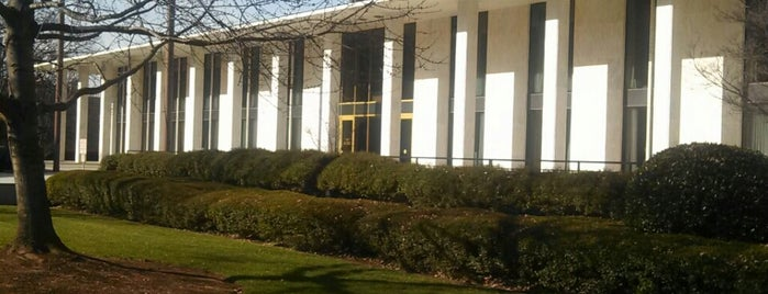 North Carolina State Legislative Building is one of Raleigh Favorites.