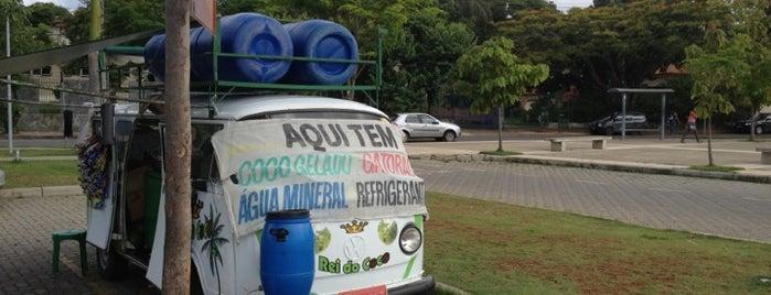 Rei do Coco is one of สถานที่ที่ Adonai ถูกใจ.