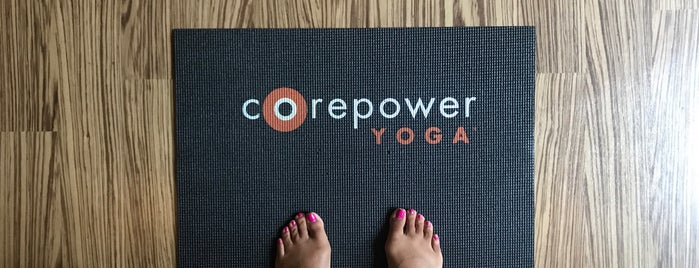 CorePower Yoga is one of Chicago.
