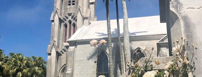 St. Mark's Church is one of Orte, die Mark gefallen.