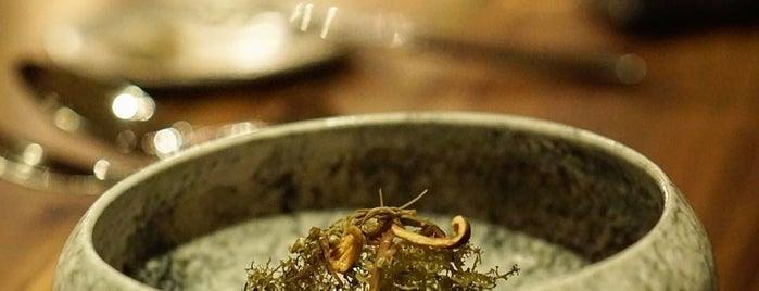 Aska is one of Best New Restaurants in America 2017.