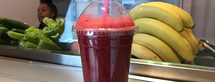 Frood Juices & Smoothies is one of Nederland.