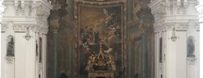 Iglesia de San Ildefonso (PP Jesuitas) is one of Pending Toletum.