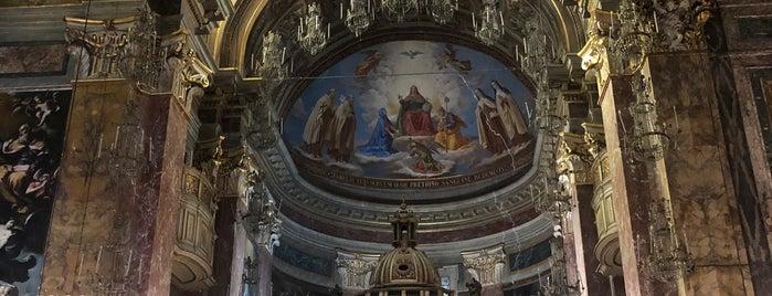 Santa Maria della Scala is one of ROME - ITALY.