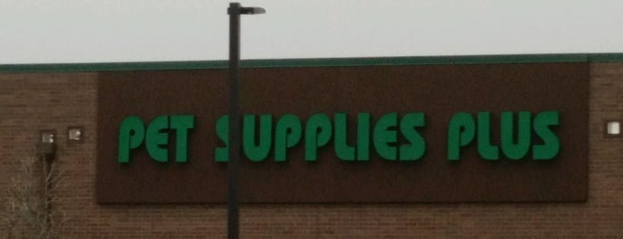 Pet Supplies Plus is one of Lieux qui ont plu à Wade.