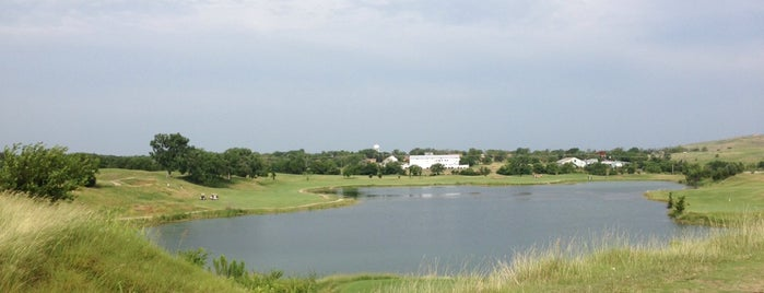 Old Brickyard Golf Course is one of Top 10 Best Value Golf Courses in DFW.