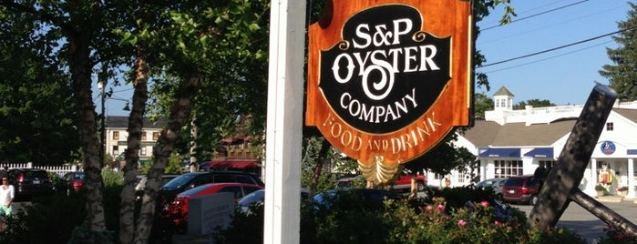 S&P Oyster Co. is one of Lugares guardados de Christopher.