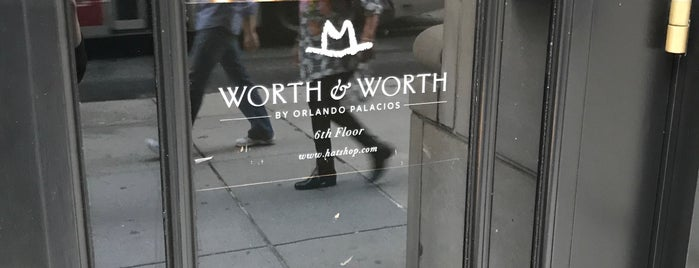 Worth & Worth is one of New York, NY.