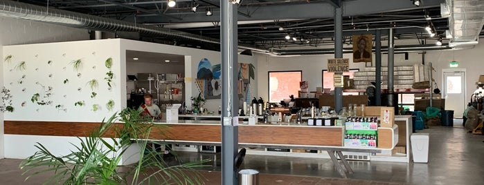 Anthology Coffee is one of Detroit.