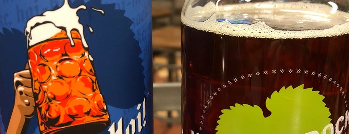 Willow Rock Brewing Company is one of Orte, die Dan gefallen.