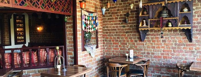 Alengir Cafe is one of Eren : понравившиеся места.