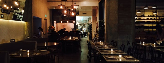 Cassia is one of The Best Restaurants in Los Angeles.