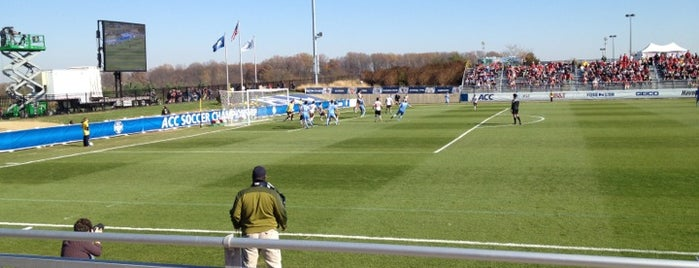 Maryland SoccerPlex is one of Sporting Venues To Visit.....