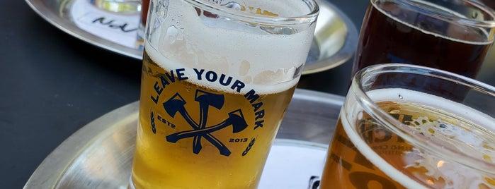 Three Notch'd Craft Kitchen & Brewery is one of Charlottesville.