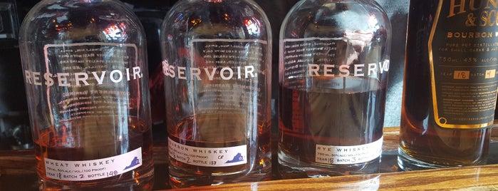 Reservoir Distillery is one of Posti salvati di Rachel.