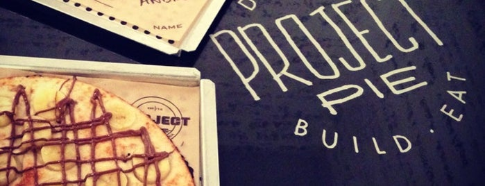 Project Pie is one of Where to Eat Near the San Diego Zoo.