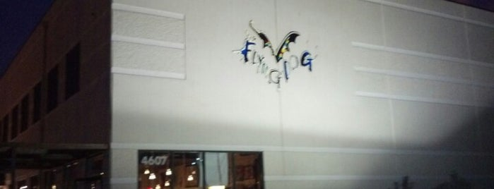 Flying Dog Brewery is one of D.C..