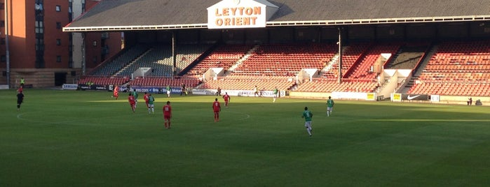 Leyton Orient Supporters Club is one of Carl 님이 좋아한 장소.