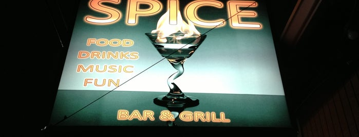 Spice Bar and Grill is one of I Am Nolas'ın Beğendiği Mekanlar.