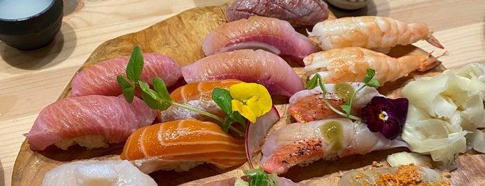Kru Contemporary Japanese Cuisine is one of Todo Sacramento.