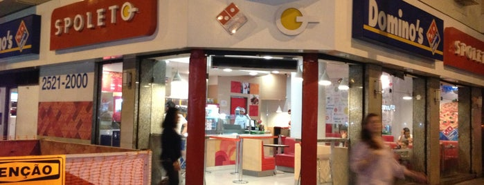 Domino's Pizza is one of Orte, die João Paulo gefallen.