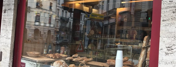La Miche De Pain is one of Brussels.