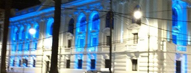 Biblioteca Santiago Severin is one of Valparaiso / 2013.