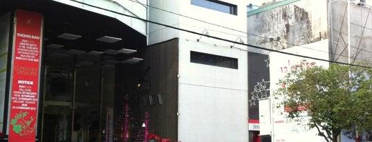 Zen Plaza is one of Posti che sono piaciuti a Harvee.
