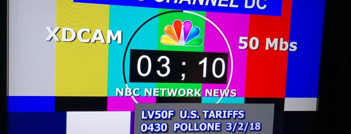 NBC News Channel is one of Showtime's THE CIRCUS.