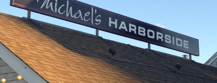 Michael's Harborside is one of Newburyport.