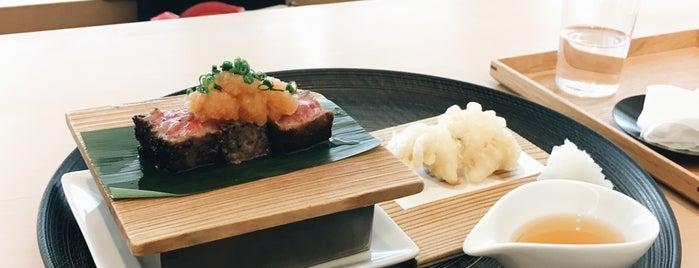 Sahsya Kanetanaka is one of Tokyo Eats.