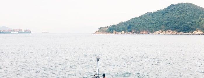 Sai Wan Swimming Shed is one of Hong Kong.