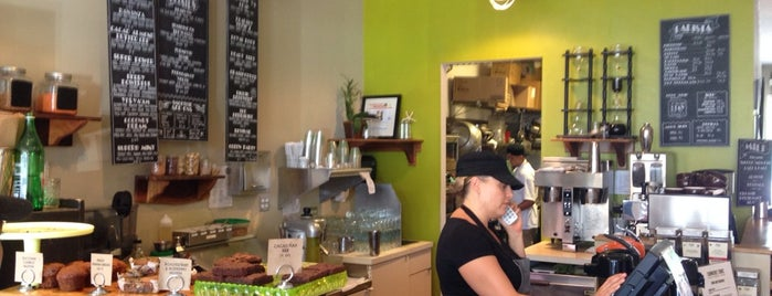 Planet Earth Eco Cafe is one of California dreamin.