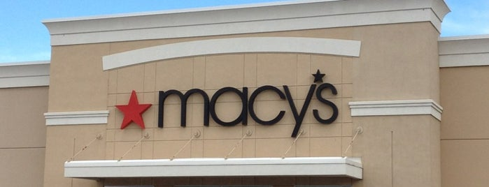Macy's is one of My Fiesta Stores!!.