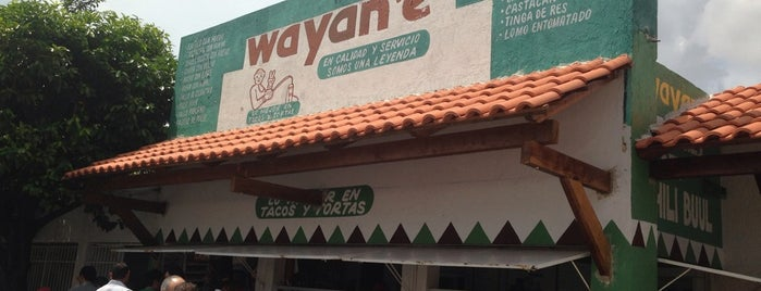 Wayan'e is one of Mérida.