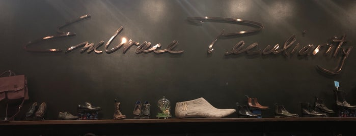 John Fluevog Shoes is one of New Orleans.