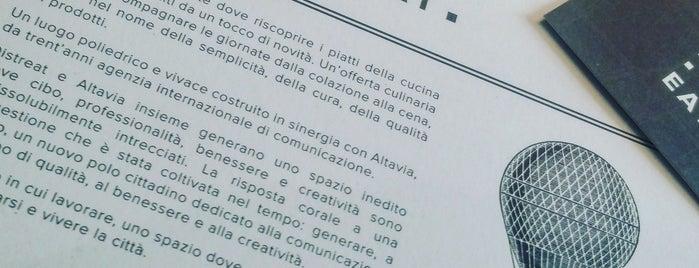 Distreat is one of Cena di Lavoro.