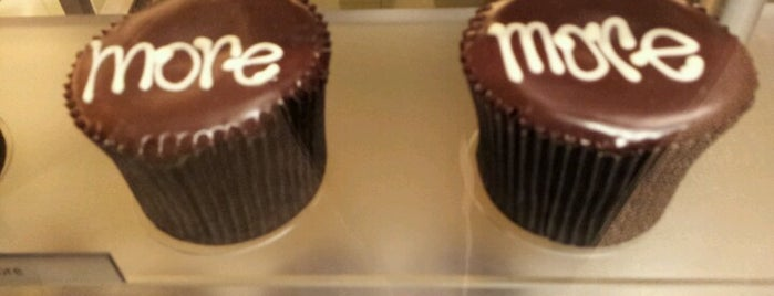 More Cupcakes is one of Favorite Sweet Spots.