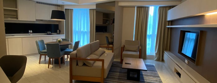 Oasia Suites Kuala Lumpur is one of Clara : понравившиеся места.