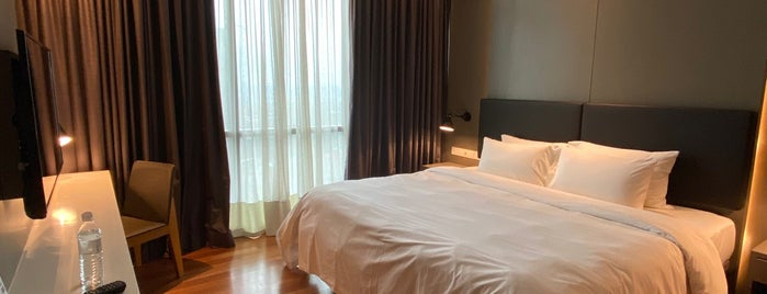VE Hotel & Residence is one of Hideoさんのお気に入りスポット.